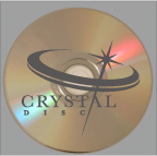 THE EARTH Clystal Disc