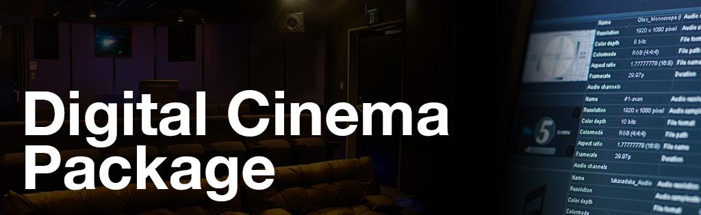 Digital Cinema Package